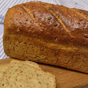 Ommeland broodmix voor een vezelrijk brood