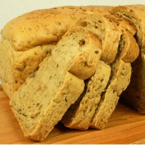 Broodmeel voor pompoenbrood