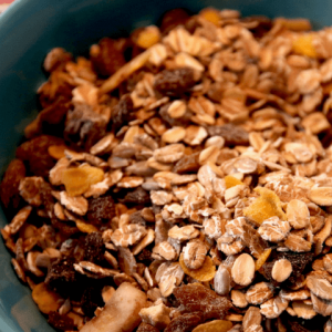 Zaden, granen, noten en vruchten